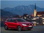 Volkswagen Polo 2013 вид сбоку