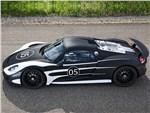 Porsche 918 spyder 2012 вид сбоку