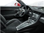 Porsche 911 GT3 3.8 2013 водительское место