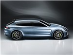 Porsche Panamera Sport Turismo 2013 вид сбоку