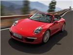 Porsche 911 Carrera S Cabriolet -