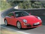 Porsche 911 Targa 4 тарга