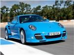 Porsche 911 Turbo купе