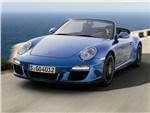 Porsche 911 Carrera 4 GTS Cabriolet кабриолет