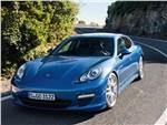 Porsche Panamera S Hybrid -
