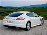 Porsche Panamera Diesel -