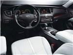 Kia Quoris 2013 водительское местои