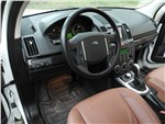 Land Rover Freelander - Land Rover Freelander 2 2011 водительское место