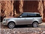 Land Rover Range Rover - Land Rover Range Rover 2013 вид сбоку