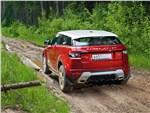 Land Rover Range Rover Evoque - Range Rover Evoque 2012 вид сзади