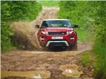 Land Rover Range Rover Evoque - Range Rover Evoque 2012 вид спереди