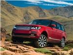 Land Rover Range Rover - Land Rover Range Rover 2013 вид спереди