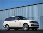 Land Rover Range Rover LWB - Range Rover LWB 2014 вид сбоку 3/4