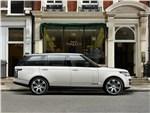 Land Rover Range Rover LWB - Range Rover LWB 2014 вид сбоку
