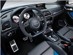 Audi RS Q3 - Audi RS Q3 concept 0012 водительское место