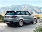Land Rover Range Rover Sport - Land Rover Range Rover Sport 2013 вид сзади