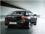 Renault Talisman 2013 вид сзади