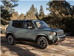 Jeep Renegade - Jeep Renegade 2014 вид спереди сбоку