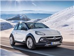 Opel Adam Rocks - Opel Adam Rocks 2014 вид спереди фото 2