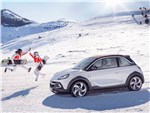 Opel Adam Rocks - Opel Adam Rocks 2014 вид сбоку