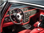 Rolls-Royce Bespoke Chicane Coupe 2014 водительское место