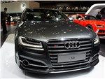 Audi S8 2013 вид спереди фото 2