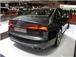 Audi S8 - Audi S8 0013 видимость сзади