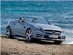 Mercedes-Benz SLK-Class - Mercedes-Benz SLK-Klasse 2012 вид спереди