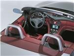 Maserati Spyder - Кокпит Maserati Spyder вид сзади