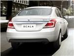 Renault Scala 2013 вид сзади