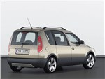 Skoda Roomster Scout -