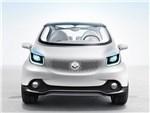Smart FourJoy concept 2013 вид спереди