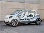 Smart FourJoy concept 2013 вид сбоку