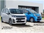 Subaru Stella - Subaru Stella 2013 вид спереди
