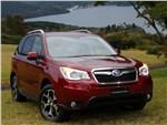 Subaru Forester 2013 вид спереди