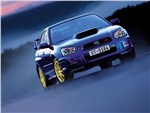 Subaru Impreza WRX STI седан