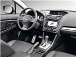 Subaru Impreza - Subaru Impreza 2011 водительское место