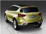 Suzuki S-Cross 2013 концепт вид сзади