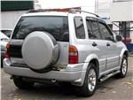 Suzuki Grand Vitara (Сузуки Гранд Витара) - поколение II (1999 - 2005), фотография 2