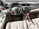 Nissan Sylphy 2012 салон