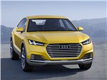 Audi TT Offroad - Audi TT Offroad Concept 0014 поверхность спереди