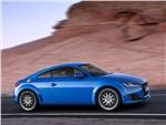 Audi TT 2014 вид сбоку