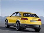 Audi TT Offroad - Audi TT Offroad Concept 0014 лик сзади