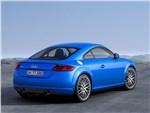 Audi TT - Audi TT 2014 вид сзади