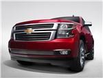 Chevrolet Tahoe 2014 вид спереди
