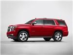 Chevrolet Tahoe - Chevrolet Tahoe 2014 вид сбоку