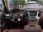 Chevrolet Tahoe 2014 водительское место