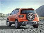 Volkswagen Taigun concept 2014 вид сзади
