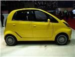 Tata Nano 2009 вид сбоку