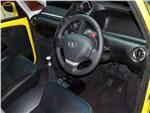 Tata Nano 2009 водительское место
